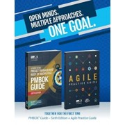 A Guide to the Project Management Body of Knowledge (PMBOK) Guide-Sixth Edition/Agile Practice Guide Bundle, Paperback/ProjectManagement Institute