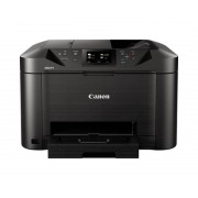 Canon Multifuncion canon mb5150 inyeccion color maxify fax/ a4/ 24ppm/ 15ppm color/ wifi/ adf/ duplex/ tactil + pr1000