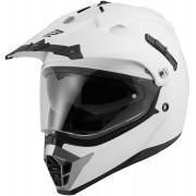 Bogotto MX455 Enduro Helmet White XL