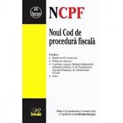 Noul Cod de procedura fiscala. Editia a 2-a actualizata la 18.03.2016/Mihaela Gheorghe