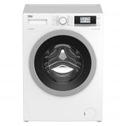 Masina de spalat rufe Beko Stain Expert WTV8734XS0, Motor Pro Smart, 8 kg, clasa energetica A+++ (-10%), 1400 rpm, afisaj LCD, 16 programe, alb