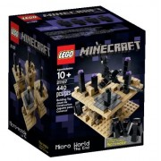 LEGO (Lego) Minecraft The End 21107 Mine Craft The End [Parallel import goods]