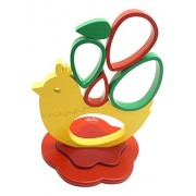 Skola Toys Nesting Hen - Stack & nest the eggs