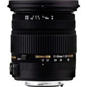 17-50 mm f / 2.8 EX DC HSM OS (583,956) (Sigma)