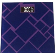 Weightrolux weight personal scale Weighing Scale(Purple)