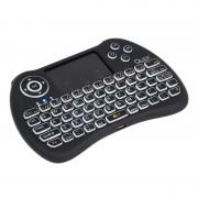 Tastatura touchpad smart tv box mini q5