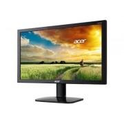 Acer LCD KA240HBID, 61CM (24'') LED/1920 X 1080/100M:1/5MS/VGA+HDMI+DV