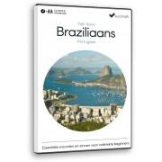 Eurotalk Talk Now Basis cursus Braziliaans Portugees voor Beginners (CD + Download)
