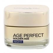 L´Oréal Paris Age Perfect Golden Age crema per il viso contro le rughe per la pelle matura 50 ml donna