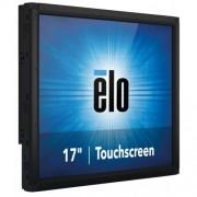 ELO Touch 1790L (felülvizsgált B verzió) érintőképernyős POS monitor, PCAP, ZeroBezel, nyitott keretű, fekete