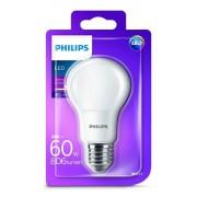 Philips klasik Žárovka LED , 8W, E27, teplá bílá