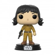 Pop! Vinyl Star Wars Gli Ultimi Jedi - Rose Figura Pop! Vinyl
