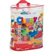 Clemmy - Plasa Cu 30 Cuburi Clementoni