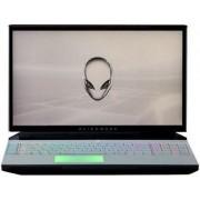 "Laptop Gaming Dell Alienware Area 51M (Procesor Intel® Core™ i7-9700K (12M Cache, up to 4.90 GHz), Coffee Lake, 17.3"" FHD, 64GB, 2x 1TB SSD, nVidia GeForce RTX 2080 @8GB, Win10 Pro, Argintiu)"