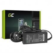 Green Cell laddare / AC Adapter till Asus 65W / 19V 3.42A / 4.0-1.35mm