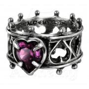 ALCHEMY GOTHIC gyűrű - Erzsébet- - R156