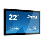 IIYAMA ProLite T2234MSC-B6X Monitor Touch Screen 21,5'' Nero Multi-Touch
