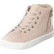 Duffy 73-52228 Kids Light Pink, Skor, Sneakers & Sportskor, Höga sneakers, Beige, Barn, 33
