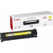 Reumplere cartus Canon LBP-5050 CRG-716Y Yellow