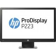"HP ProDisplay P223 21.5"" Full HD VA Black computer monitor"