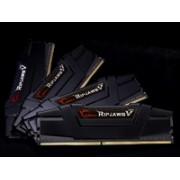 DDR4 16GB (4x4GB), DDR4 3200, CL16, DIMM 288-pin, G.Skill RipjawsV F4-3200C16Q-16GVK, 36mj