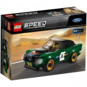 Конструктор ЛЕГО СПИЙД ШАМПИОНИ - 1968 Ford Mustang, LEGO Speed Champions, 75884