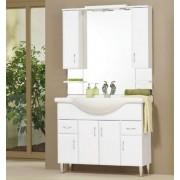 Bianka 105 Fürdőszobaszekrény komplett