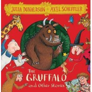 The Gruffalo and Other Stories 8 CD Box Set by Julia Donaldson