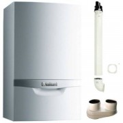 Vaillant Caldaia Ecotec Plus Vmw 256/5-5 A Condensazione 25 Kw Metano/gpl + Kit Fumi Omaggio