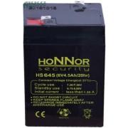 HONNOR 6V 4,5Ah akkumulátor