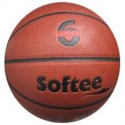 Bola de basquete couro talha 6
