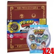 Yo-Kai Watch Medallium Yo-Kai Watch + 24 sachets de 3 médailles