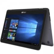 Лаптоп ASUS UX360CA-C4160T, 13.3 инча, 8 GB, 256 GB, Сив