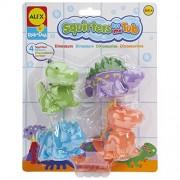 ALEX® Toys - Bathtime Fun Bath Squirters - Dinos 700DN