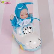 Mașinuță Muzicală - Bebe Bleu