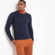La Redoute Пуловер с круглым вырезом из плотного трикотажа