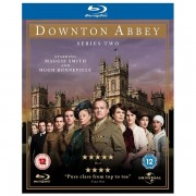 Downton Abbey: Series 2 Blu-ray