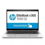 "Лаптоп HP EliteBook x360 1040 G5 (3SH47AV_30764058)(сив), четириядрен Kaby Lake R Intel Core i7-8550U 1.8/4.0 GHz, 14"" (35.56 cm) Full HD IPS Touchscreen Display, (HDMI), 16GB DDR4, 512GB SSD,"