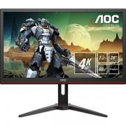 Monitor AOC LCD 28, 4K, 1ms, DP, HDMI AOC-G2868PQU
