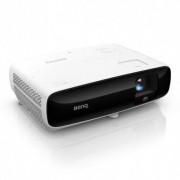 Benq TK810 videoproyector 3200 lúmenes ANSI DLP 2160p (3840x2160) Proyector para escritorio Negro, Blanco
