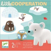 Djeco Dj08555 Toddler Game Little Cooperation Game