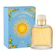 Dolce&Gabbana Light Blue Sun Pour Homme eau de toilette 125 ml für Männer