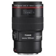 Canon Ef 100mm F/2.8l Macro Is Usm - 2 Anni Di Garanzia In Italia