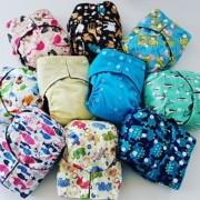 (2) Startpakket AIO One Size Pocket luiers