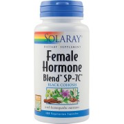 Female Hormone Blend - Solaray Longeviv.ro