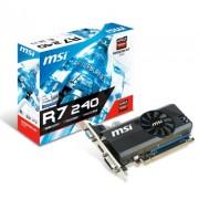 MSI VGA AMD RADEON R7 240 4GD3 LP 4GB DDR3