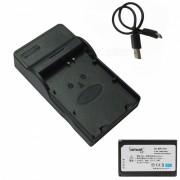 Ismartdigi BP1310 Bateria con Micro USB cargador movil para Samsung