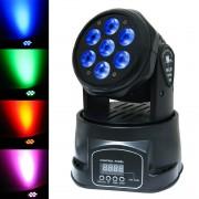 LED Спот движеща глава Face Moving Head Light