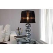 Stolná lampa Milly čierna