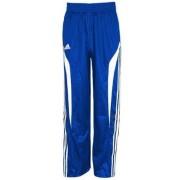 adidas sportbroek lang Euro Club heren blauw maat XS